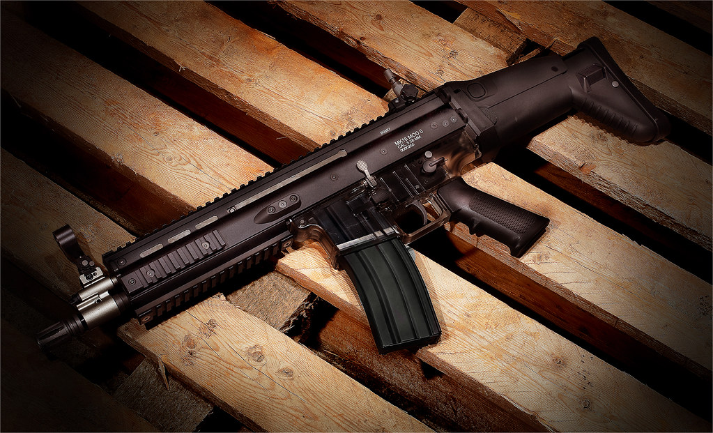 History of SCAR Rifles
