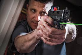Are lasers a good idea for a carry gun for older eyes?